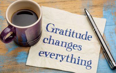 Bring More Gratitude Into Your Life